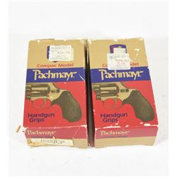 2 Pachmayr Grips RSS/CP Compac