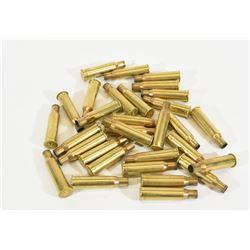 31Pieces 7.62x54R Brass