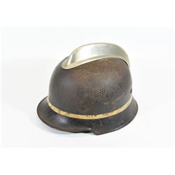 Nazi Luftwaffe Firefighter Helmet