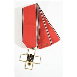German Red Cross Neck Order