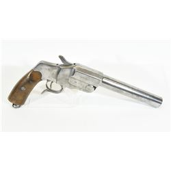 German WWI Haenel Flare Gun