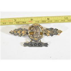 Gold Grade Observer 400 Pendant