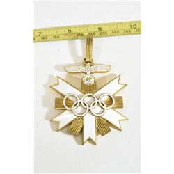 Olympic Cross Neck Grade 1936