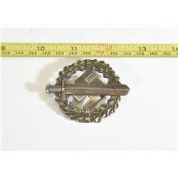 SA SS Sport Badge Original Maker Marked