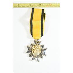German Shooting Medal Silver