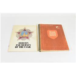 Soviet Union Medals Books