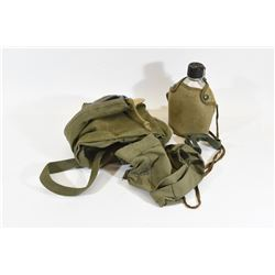 M1 Carbine Original Case, Canteen and Ammo Pouch