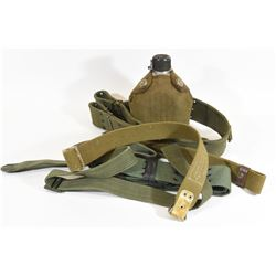 Military Slings and Belts