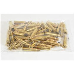 50 Pieces Norma 7 x 57 R New Unprimed Brass
