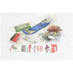 Fishing Lures & Spinners