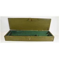 Wooden Gun Cases