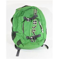 Green Dakine Backpack