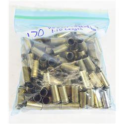 170 Pieces 45Colt Brass