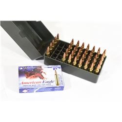 60 Rounds 223Rem Ammo