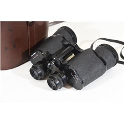 Bell & Howell Binoculars with Leather Case
