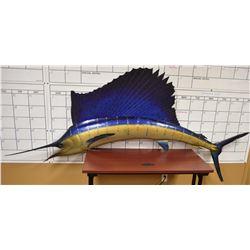 Atlantic Sailfish Reproduction Mount