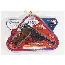 Crossman C41 .177cal Air Pistol