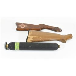 Air Rifle Stocks and CO2 Tank