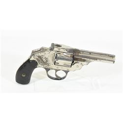 Iver Johnson Safety Hammerless Handgun