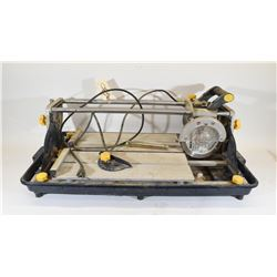 Mastercraft Tile Cutter