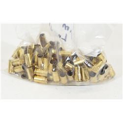 100 Pieces of 9mm Brass