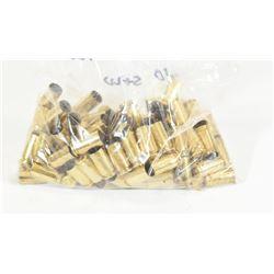 100 Pieces of 40 S&W Brass