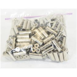 225 Pieces of 38 Special Brass