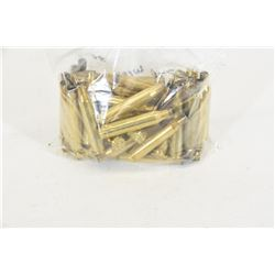 50 Pieces of 270 Winchester Brass
