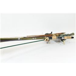 Assorted Vintage Fishing Rods and Reels
