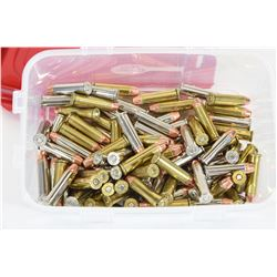105 Rounds Reloaded 357 Mag 158gr TC