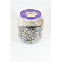 Approximately 908 Pieces of 38 Special Brass