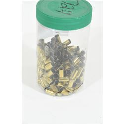 Approximately 184 Pieces of  9mm Brass