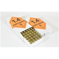 100 Rounds Hand Loaded 45 ACP 175grn LSWC