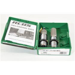 RCBS .375 H&H Mag Two Die Set
