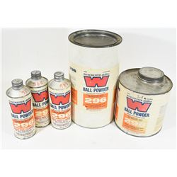 Winchester 296 Smokeless Propellant