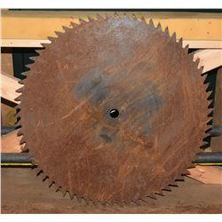 29.5 Inch Sawmill  Circular Saw Blade