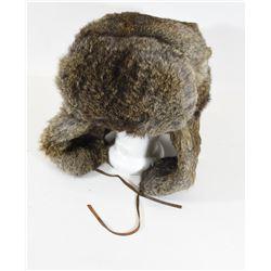 Rabbit Fur Hat