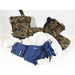 Box Lot Cold Weather Hunting Clothing