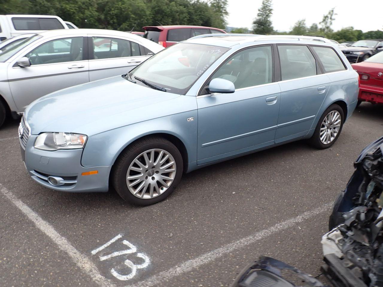 2006 Audi A4 Speeds Auto Auctions