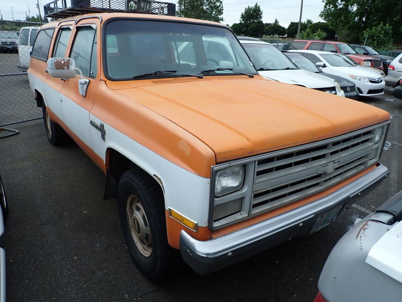 1987 Chevrolet Suburban Speeds Auto Auctions