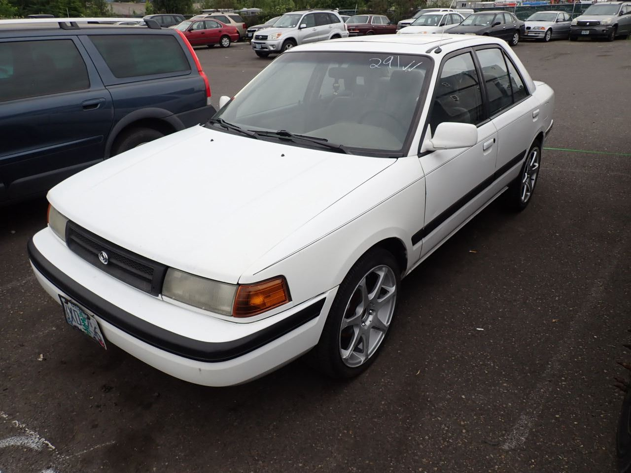 1993 mazda protege speeds auto auctions speeds auto auctions