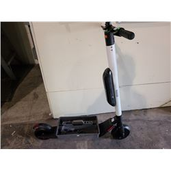 SEGWAY GPS TRACKED ELECTRIC SCOOTER MODEL 36.8 V