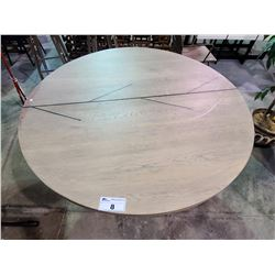 "ROUND TABLE 54"" CIRCUMFERENCE H 31"""