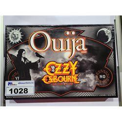 OUIJA BOARD OZZY OSBOURNE COLLECTORS EDITION