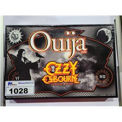 OUIJA BOARD OZZY OSBOURNE COLLECTORS EDITION