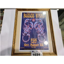 THE BUDOS BAND AUTOGRAPHED POSTER