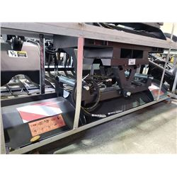 "NEW GREATBEAR YS-86"" HYDRAULIC SNOWPLOW, WORKING WIDTH 86"", WEIGHT 462LBS, CIRCUMGYRATE DEGREE"