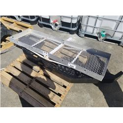 WINCH BUMPER & CARGO CARRIER BUMPER