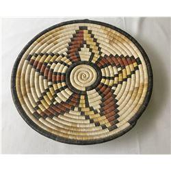Hopi Coiled Basket - 2nd Mesa
