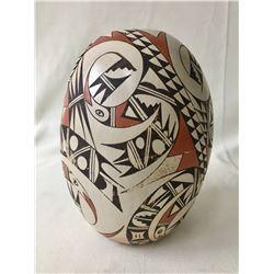 Vintage Hopi Seed Pot